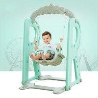 Lk83 детский Крытый и открытый Пластик Регулируемый swing стабильный и Детская безопасность висит стул высокое качество детские дети играют иг