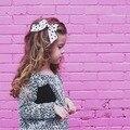 Ins * 2016 новый девочка осень вязаные свитера дети весна верхняя одежда мода набор 2-7Y отцовства одежда бесплатная доставка