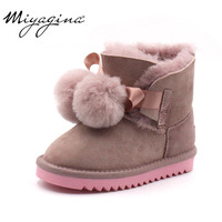 2019 winter australia sheepskin children boots girls boots child int'l Brand snow boots kids boots fashion children 's shoes