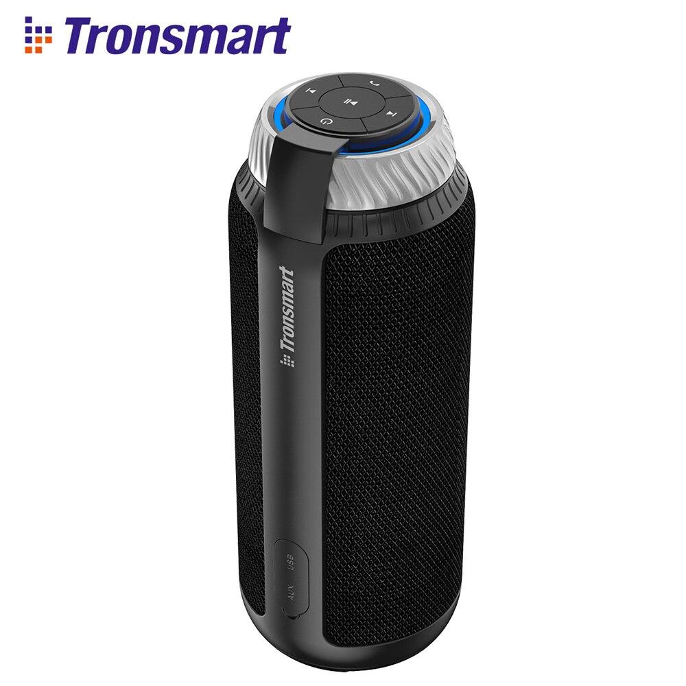 Tronsmart Element T6 Bluetooth Speaker Portabe Soundbar Bluetooth 4.1 Audio Receiver Wireless Mini Speakers for Music MP3 Player