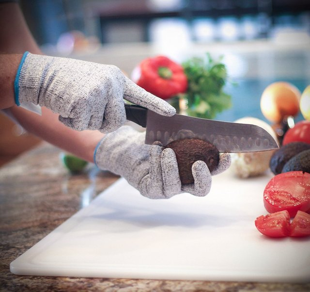 Useful Working Safe Cut Resistant Gloves Kitchen 1
