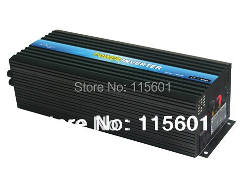 Factory Direct Sell 6000W/6KW Solar Pump Inverter, DC to AC Solar Air Conditioner Inverter One Year Warranty