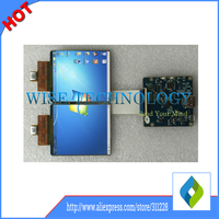 DIY VR AR Screen with dual 3.81 inch 1080p oled screen display hdmi to mipi board for projector HMD vr glass VR Headset