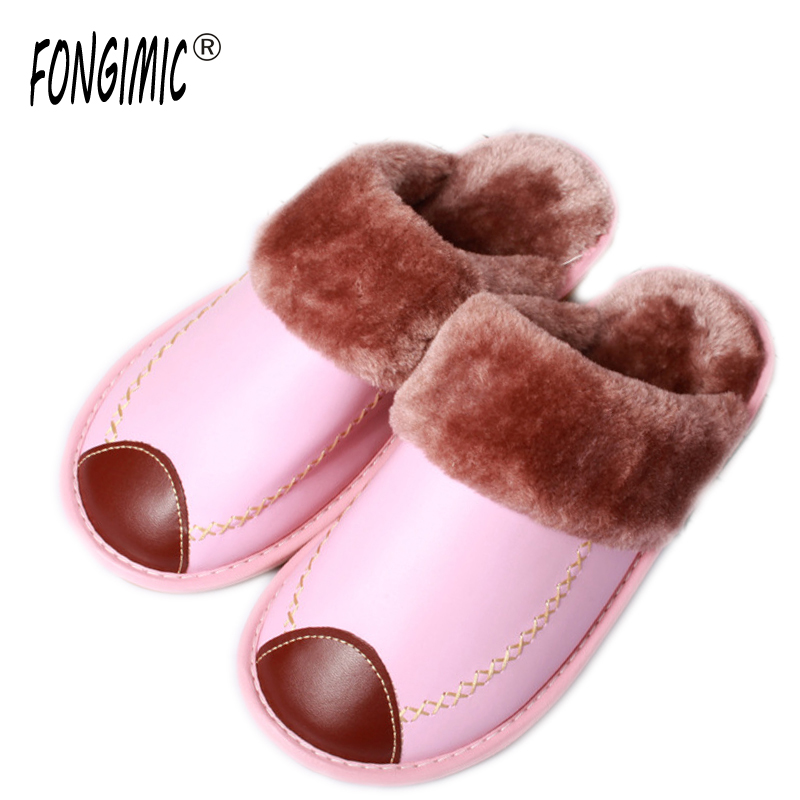 Compare Prices on Womens Leather Bedroom Slippers- Online Shopping ...