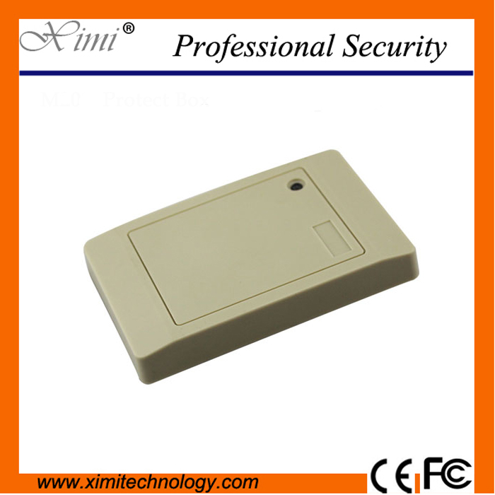 Free shipping Weigand26 RFID card fit for access control system card reader EM ID card 125KHZ smart card reader free shipping wholesale 125khz rifd smart card reader access control reader wg26 id rfid reader