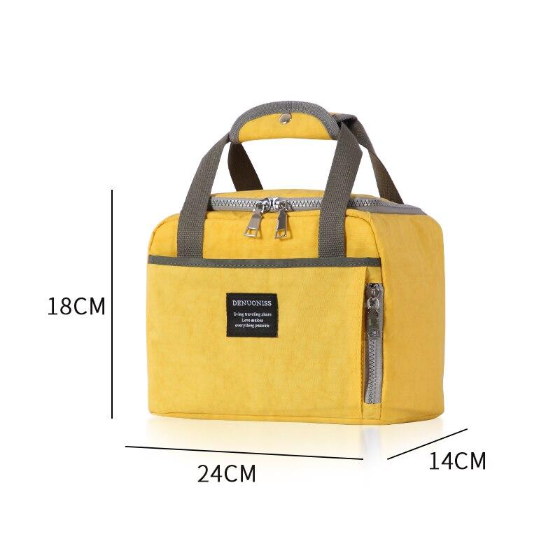 sacos oxford viagem necessário piquenique bolsa unissex