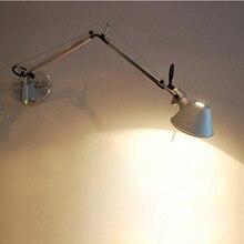 Привело настенный светильник современные светодиодные настенные светильники для гостиной Качели кронштейн Настенный Светильник С выключателем привело чтение настенные светильники led ночники лампы