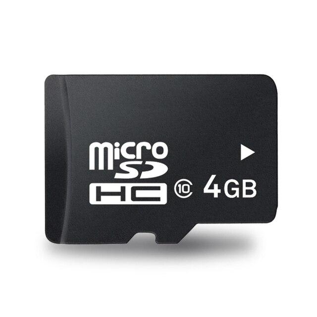 Büyük promosyon!!! 100 adet/grup 4GB Micro SDHC SD TF kart TransFlash kartı, yüksek kaliteli mikro SDHC kartı cep telefonu