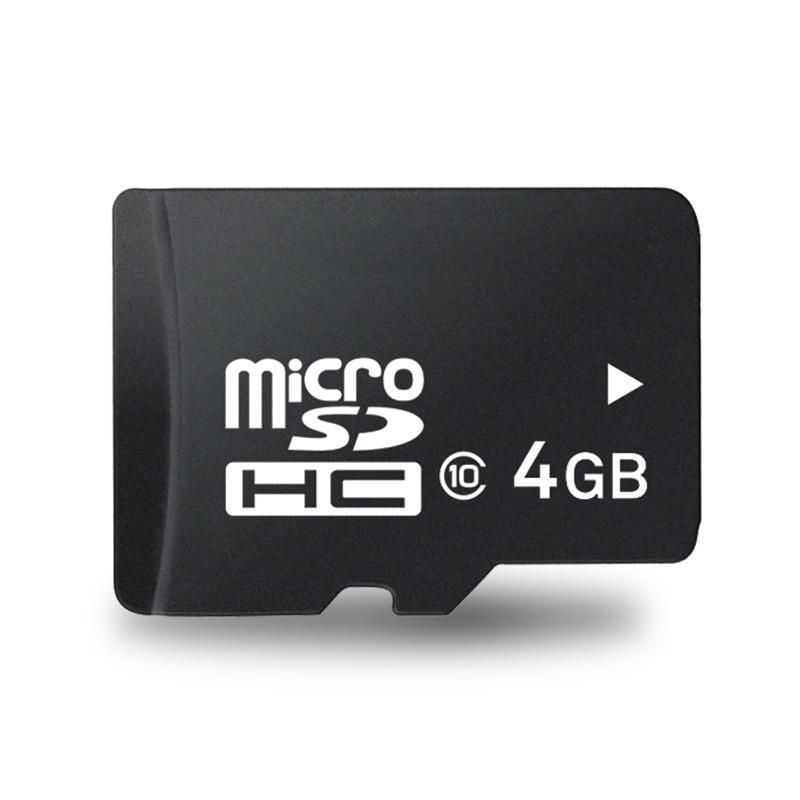 Big Promotion!!! 100pcs/lot 4GB Micro SD SDHC TF Card TransFlash Card , High Quality MicroSD SDHC Card For Cellphone