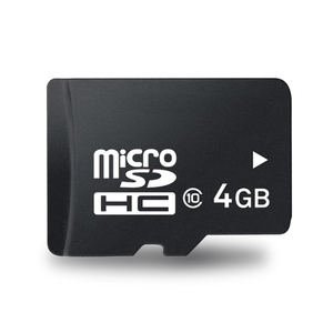 Image 1 - Big Promotion!!! 100pcs/lot 4GB Micro SDHC  SD TF Card TransFlash Card , High Quality Micro SDHC Card For cellphone