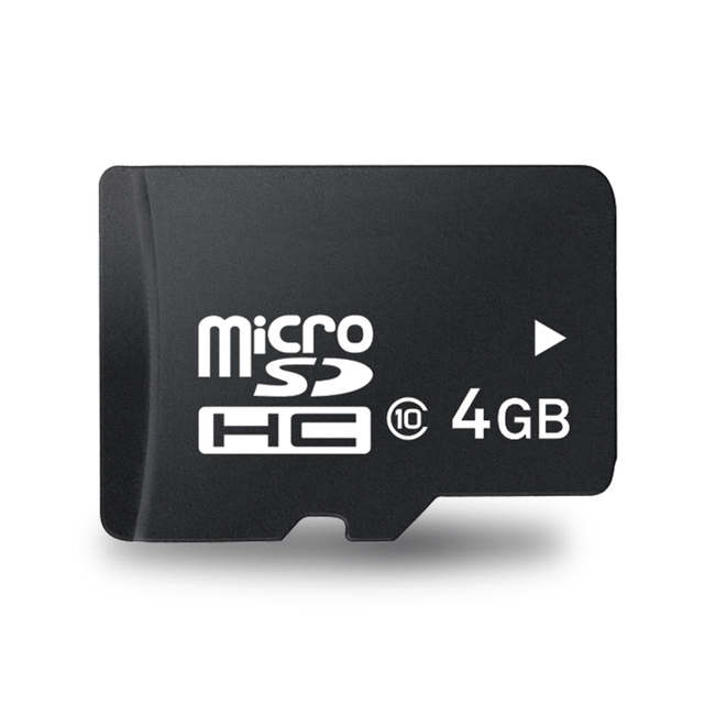 Big Promotion!!! 100pcs/lot 4GB Micro SDHC  SD TF Card TransFlash Card , High Quality Micro SDHC Card For cellphone