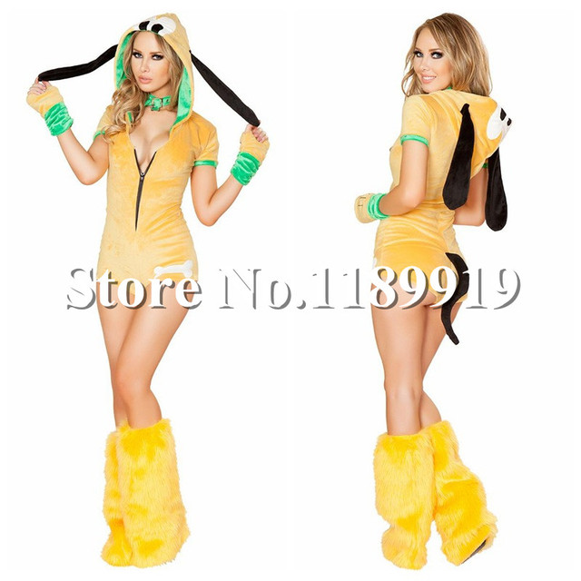 Y Fever Zoo Tiger Las Fancy Dress Hen Party Costume Outfit