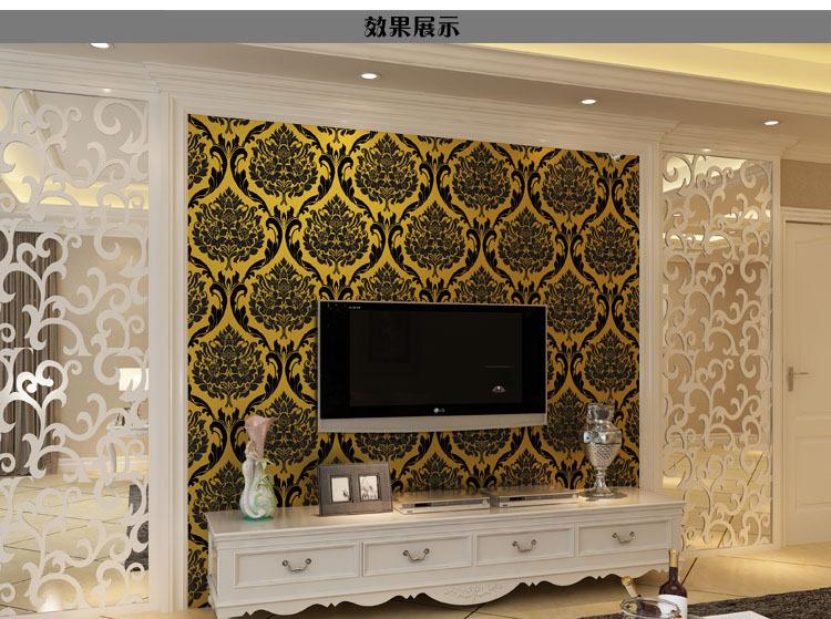 gold vinyl fabric-kaufen billiggold vinyl fabric partien aus china ... - Wohnzimmer Schwarz Gold