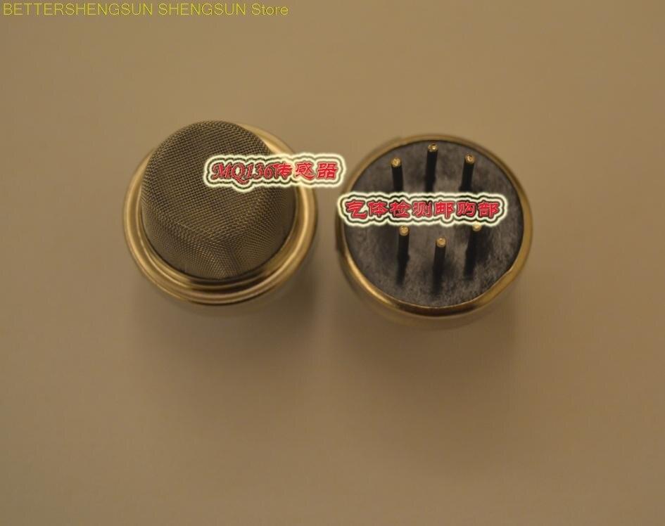 משלוח חינם MQ136 מימן גופרתי חיישן MQ-136 מימן גופרתי גז חיישן גז מוליכים למחצה חיישן
