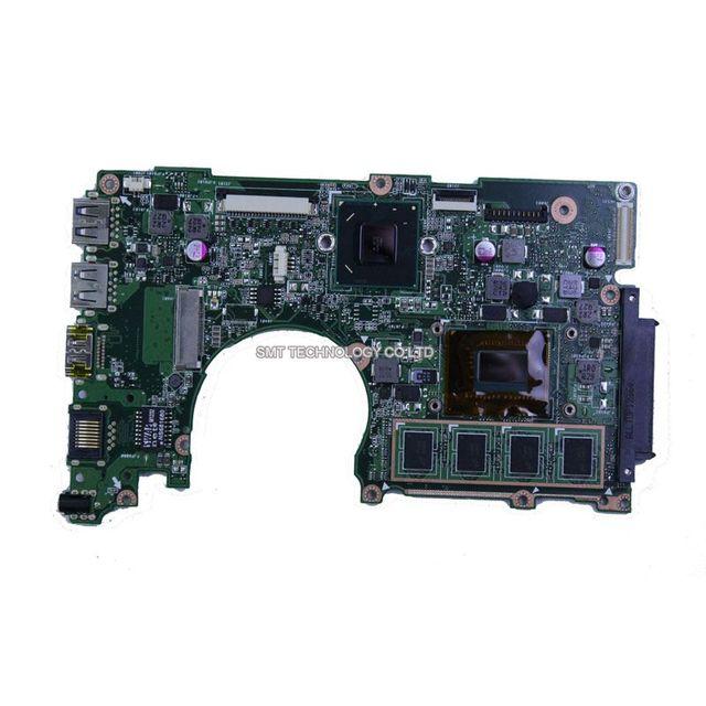 X202e q200e s200e x201e x202-dh31t placa madre del ordenador portátil para asus 60-nfqmb1b01-a08 1.8 ghz sr0n9 i3-2365m tarjeta cpu
