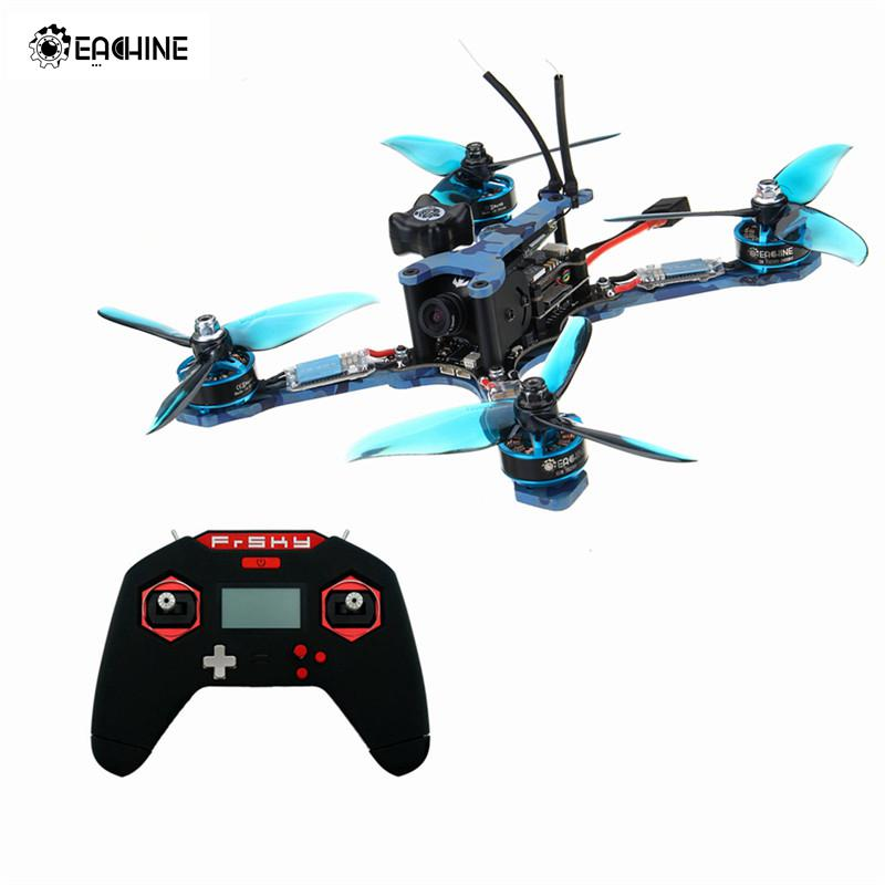 Eachine Wizard TS215 FPV Racing RC Drone F4 5.8G 72CH RunCam Swift 2 Frsky Taranis X-Lite XM+ RTF W/Transmitter Remote Control eachine wizard ts215 fpv racing rc drone f4 5 8g 72ch 40a blheli 32 720p dvr runcam swift 2 bnf pnp vs diatone 2018