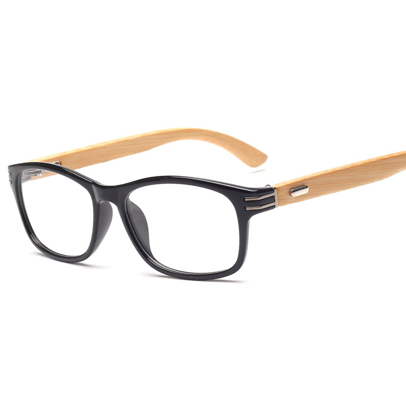 Contemporary Bamboo Eyeglass Frames Frieze - Framed Art Ideas ...