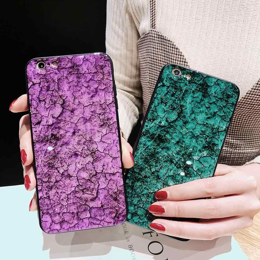 Мрамор золотой фольги блесток чехол для Huawei Mate 9 10 20x Nova 2i 2 S 3i 4 P9 P10 плюс P20 P30 Lite Pro модные, мягкие, силиконовые крышки
