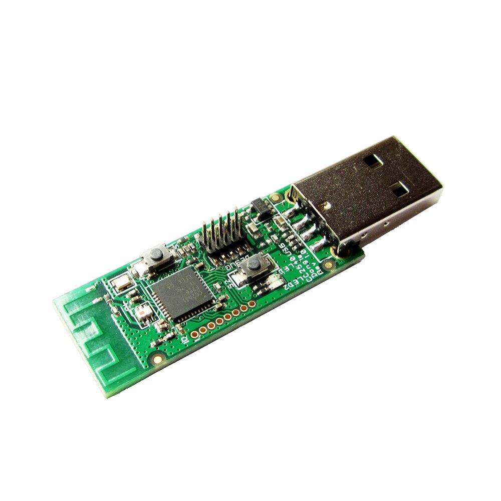 Wireless CC2531 Sniffer Bare Board Packet Protocol Analyzer Module USB Interface Dongle Capture Packet cc2530 usb dongle zigbee module packet sniffer capture