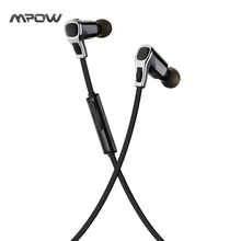 MBH20 Mpow Stereo Headphone Swallow Wireless Sport Bluetooth 4.1 Headphones CVC6.0 Noise Cancelling Handsfree Calling Earphone