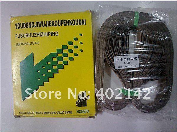 Free Shipping,50pcs/lot 810*15*0.2mm Teflon Belt FOR HUALIAN FRM-810/980 Continous Sealer Sealing Machine