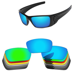 PapaViva POLARIZED Replacement Lenses for Authentic Fuel Cell Sunglasses 100% UVA & UVB Protection - Multiple Options