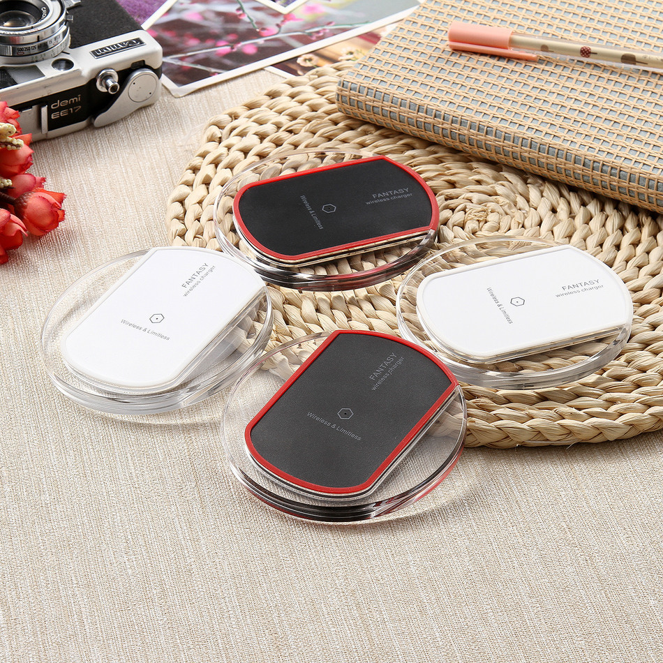 Original Universal QI Wireless Charger Charging Pad