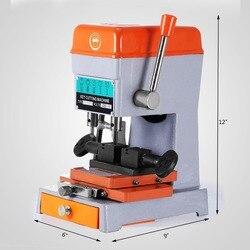Sleutel Kopiëren Snijden Boor Machine Sleutel Dupliceren Reproducer-in Elektrische Ijzer delen van Huishoudelijk Apparatuur op