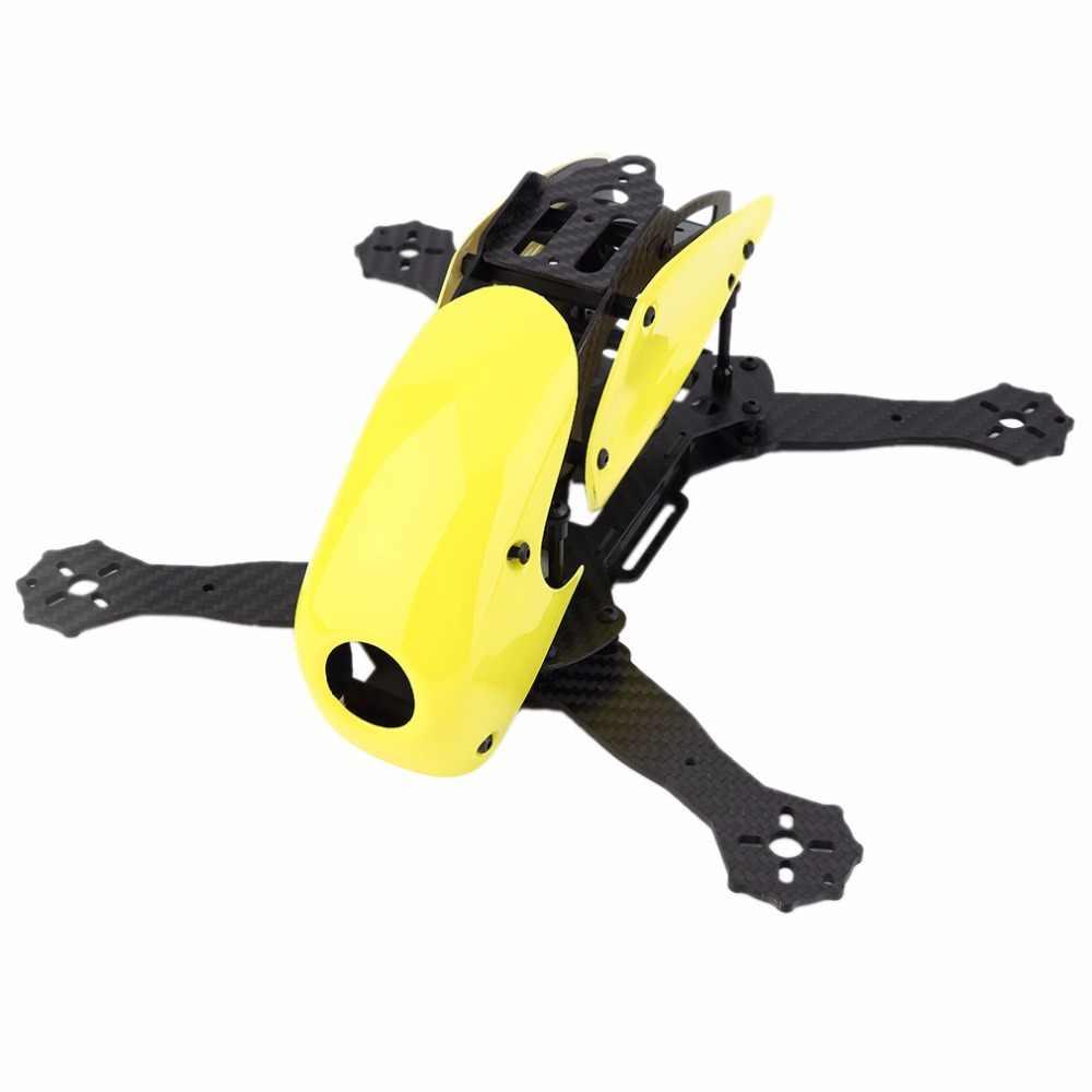Robocat 270 Quadcopter MARCO DE F3/F4/F7/MINI PIX de Control de vuelo RS2205 Motor20A BLHeli-s CES 0 Fatshark 5,8g antena 5V 12V AP 5045