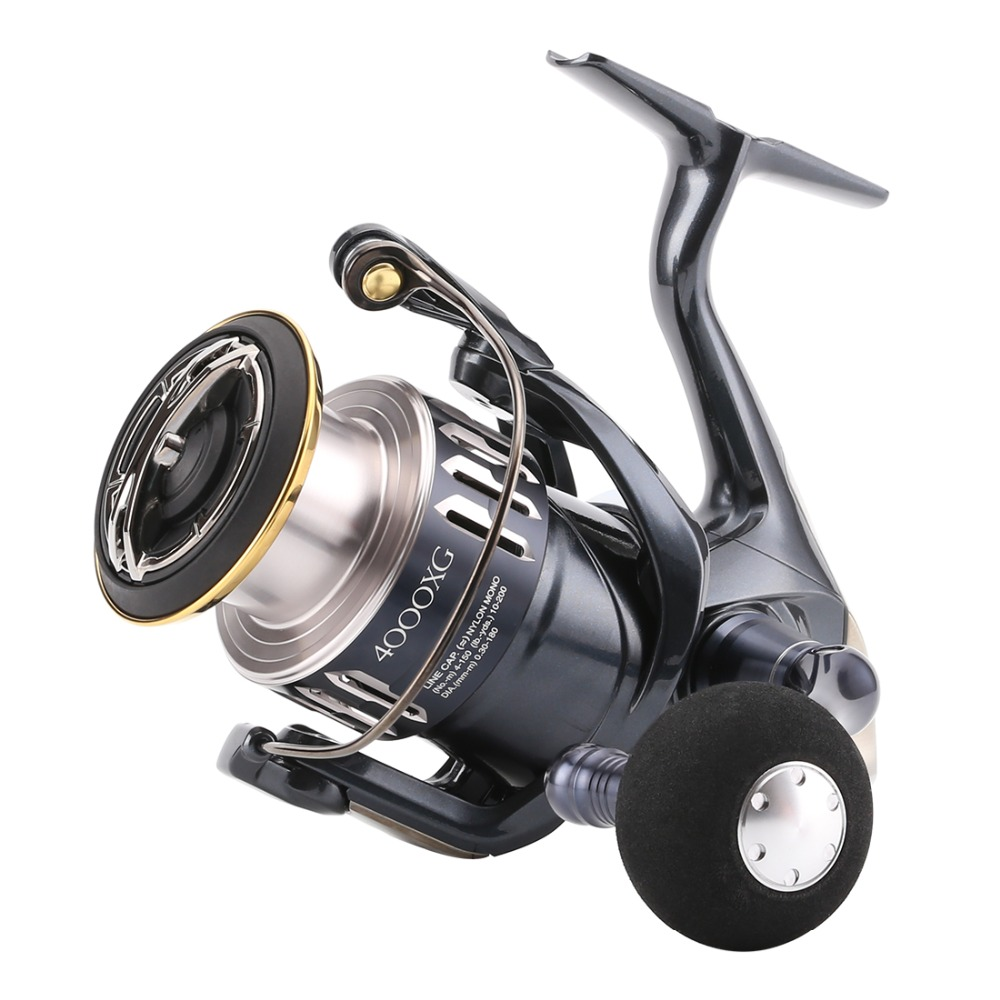 New shimano twinpower xd c3000xg 4000xg 5000xg 9 1bb for Japanese fishing reels