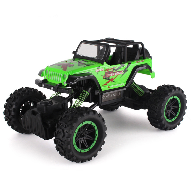 RC Car 1:14 4WD Remote Control Vehicle 2.4Ghz Electric RC Toys Monster Truck Buggy Off-Road Toys Kids Suprise Christmas Gifts ofna hobao hyper 8sc e 1 8th rtr electric monster truck buggy 4x4 driving off road rc car remote control model vehicle toys