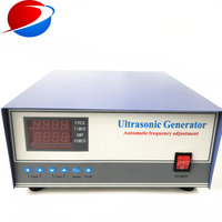100khz high frequency ultrasonic cleaning generator box 1000W