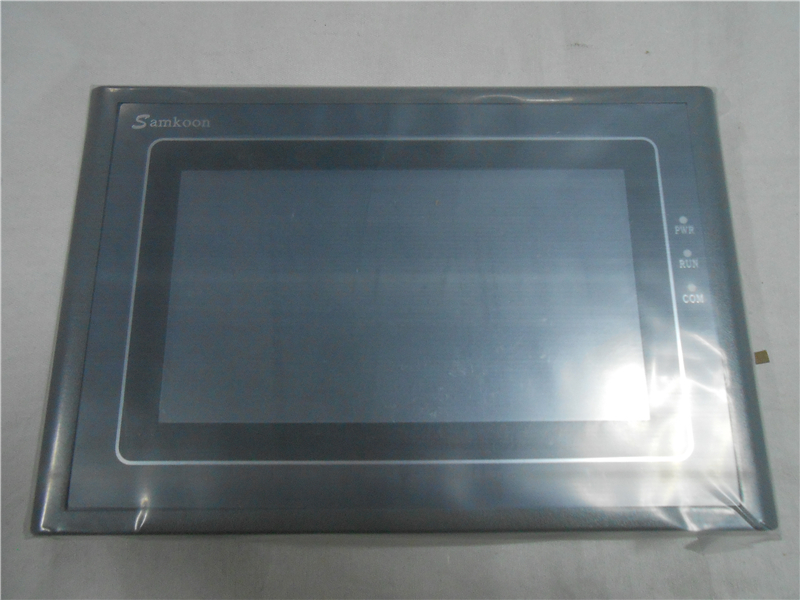 Samkoon touch Screen HMI SK-070AS 800x480 7 inch Ethernet 2 COM NEW Original sa 10 4a 10 4 inch hmi touch screen samkoon new