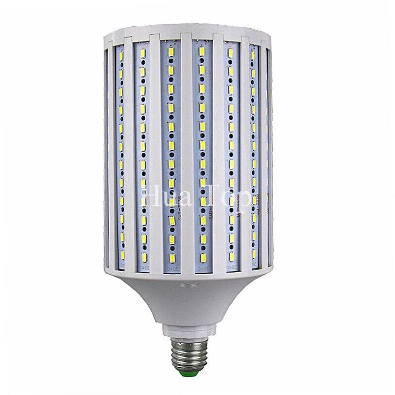 Lampada E27 E40 B22 E26 40W 50W 60W 80W 100W LED Lamp 5730 5630SMD Chandelier Ceiling Light 110V 220V Corn Bulb Pendant Lighting