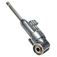 2 Pcs Lot 1 4 Inch Hex Screwdriver Bit Holder 105 Degrees Angle Extension Socket Holder
