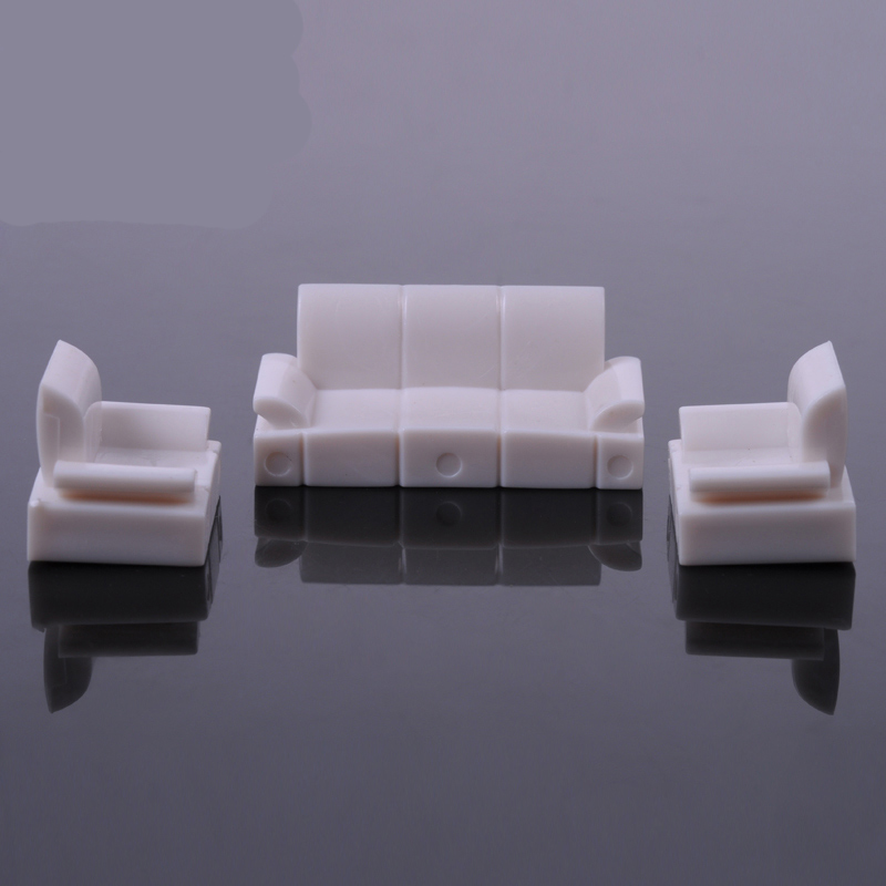 Model Sofa Set Sandbox Mold Material Diy Craft Materials Toy Accessories  Technology Parts