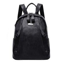 1c0455775115 Высокое качество из искусственной кожи Для женщин рюкзак модные школьные  сумки для девочек-подростков Повседневное Для женщин рю.
