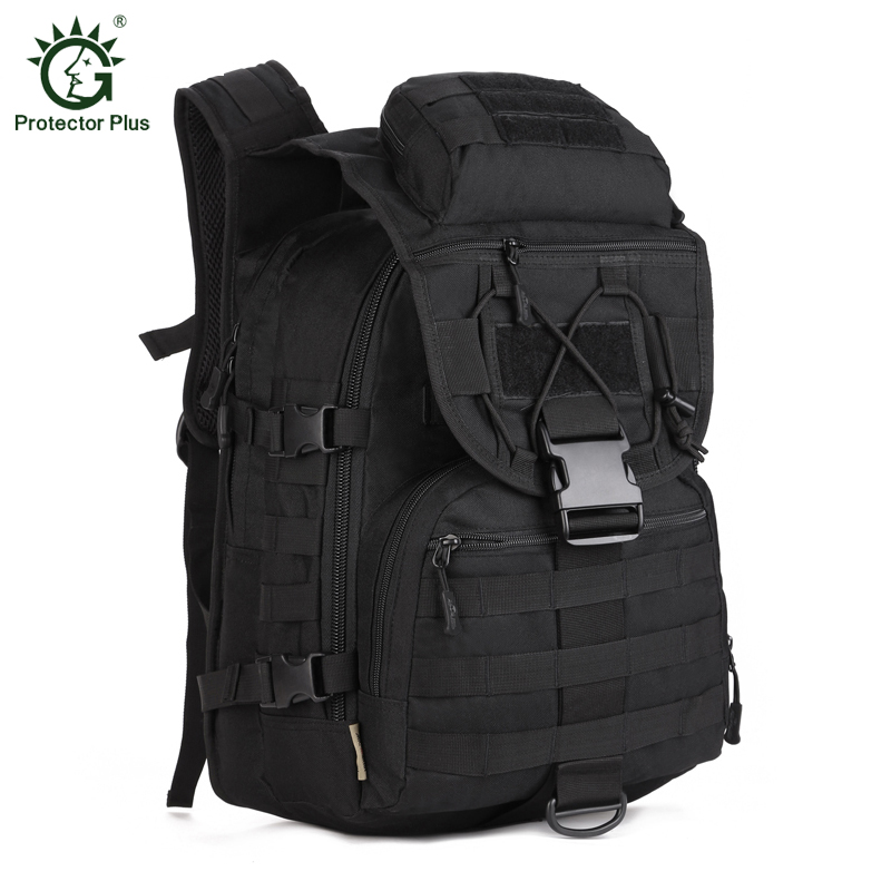 Outdoor Waterproof Mountaineering Bag x7 Molle Backpack Military 3P Tad Tactical Travel Assault Sport 40L - Protector Plus Gear Store store