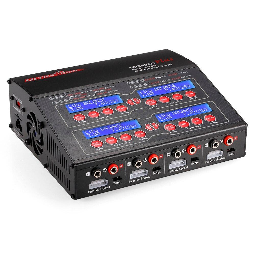 ยี่ห้อ Ultra Power UP240AC Plus 240 W Lilo LiPo LiFe NiMH NiCD Pb แบตเตอรี่ Multi Charger Discharger สำหรับ RC lipo แบตเตอรี่-ใน ชิ้นส่วนและอุปกรณ์เสริม จาก ของเล่นและงานอดิเรก บน   3
