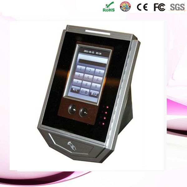 3.5 Touch Screen Biometric Face Recognition Time Attendance Security Door Access Control System with Webserver Function
