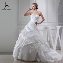 Eren Jossie Mordern Ladies Ball Wedding Dresses With Train