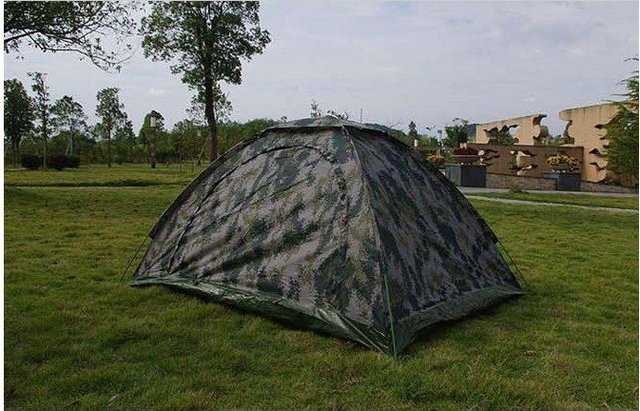 High Quality portable changing Tent ,camping Tent 3-4Person Single Layer Tent,outdoor Free shipping,wholesale,F373
