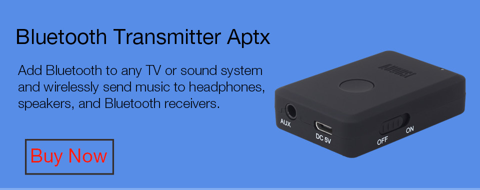MR250B Bluetooth Transmitter