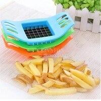 Machine créative de découpe de Bar à Pommes de terre, coupe Pommes Frites, accessoires de cuisine, 200 pièces/lot 5
