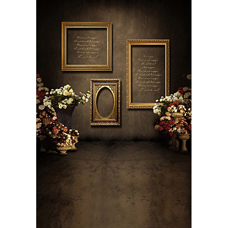 Photo frame photography background flowers in room photo backdrops for photo studio props backgrounds fotografia CM-5560 thick canvas photo backgrounds birthday party sweets photography backdrops for photo studio props camera fotografia s 951c