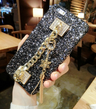 Tassel Phone Cases for iPhone Chain  6 6S 6Plus 6SPlus 7 7Plus 8 8Plus