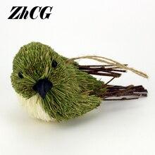 Home Decoration Accessories Handicrafts Bird Garden Figurines Wedding Christmas Ornaments Feng Shui Decor
