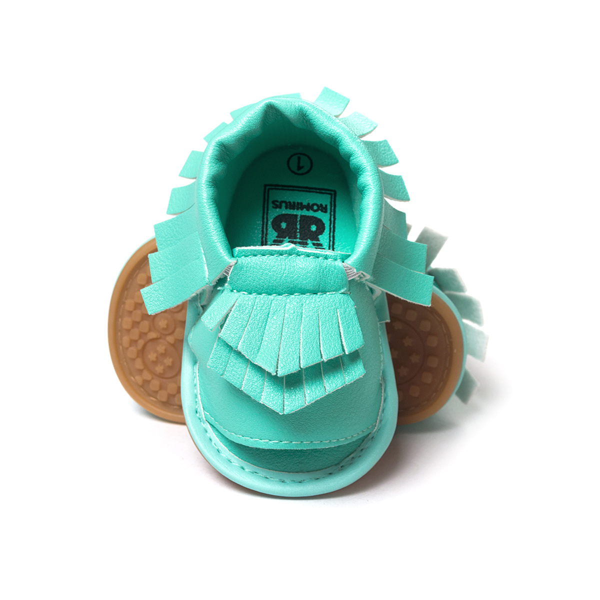 2018 New Baby Moccasins Fashion Fringe Baby First Walkers Toddler Shoes for Newborn Boy Girl Baby Fashion Fringe Toddler Shoes