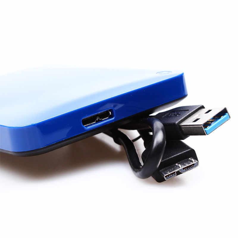 "TOSHIBA Canvio External Hard Drive 1TB 2TB HDD da 2.5 ""USB 3.0 Hard Drive HD externo Hard Disk disco duro externo Per Il Computer Portatile"