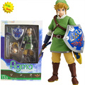 2017 Anime The Legend of Zelda Enlace con Skyward Sword En Caja de 14 cm Figura de Acción Juguetes